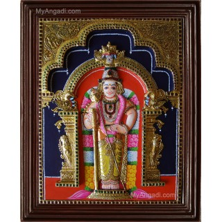 Murugan 3D Tanjore Paintings