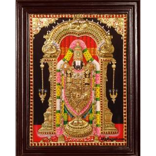 Balaji Super Emboss Tanjore Painting