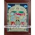 Ranganathar Tanjore Paintings
