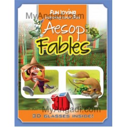 Aesop Fables - 3 D Book