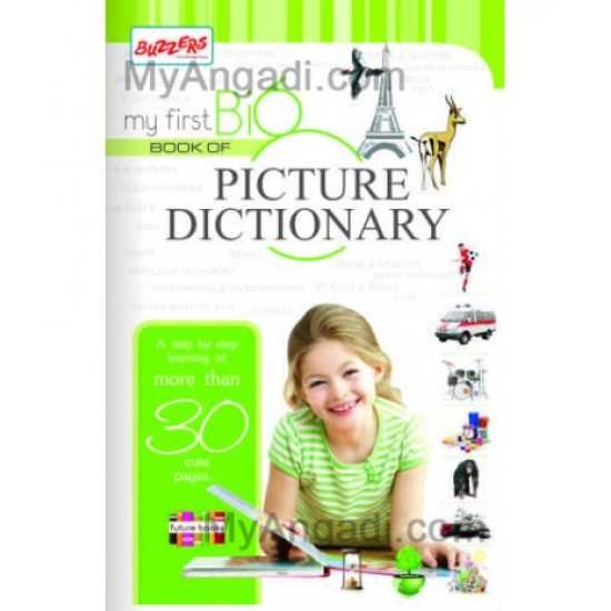 My First Big Book - Picture Dictionary