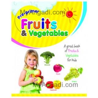 Pre - Primer Fruits & Vegetables