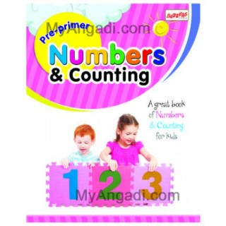 Pre - Primer Numbers & Counting