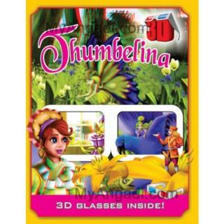 Thumbelina - 3 D Book