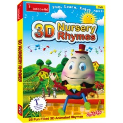 3D Nursery Rhymes Vol.1