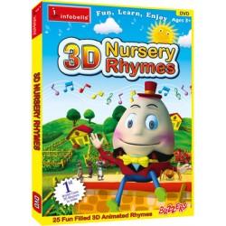 3D Nursery Rhymes Vol.1