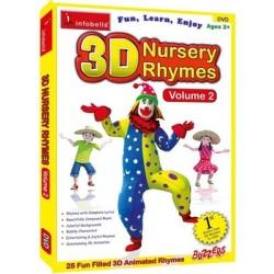 3D Nursery Rhymes Vol.2