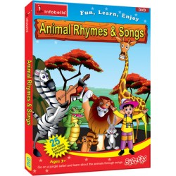 Animal Rhymes & Songs - DVD