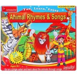 Animal Rhymes & Songs