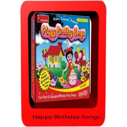 Birthday Songs - CD