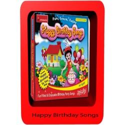 Birthday Songs - CD