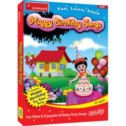 Birthday Songs - DVD