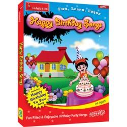 Birthday Songs - DVD