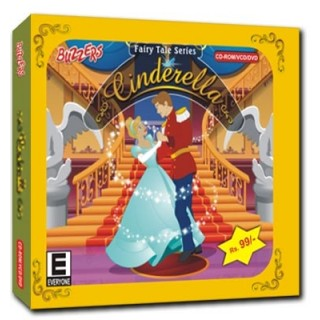 Cinderella Animated Stories