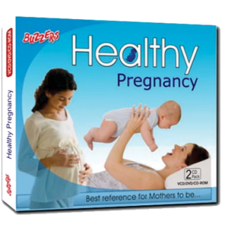 Healthy Pregnancy 2CD