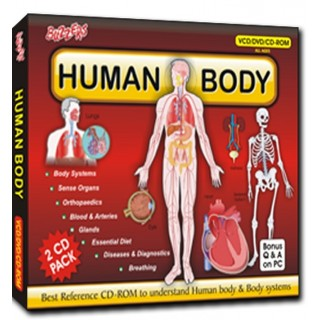 Human Body 2 CD set