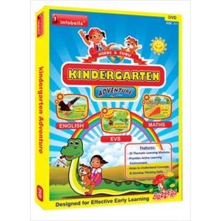 Kindergarten Adventure
