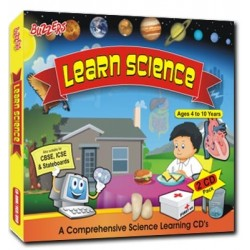 Learn Science 2 CD set
