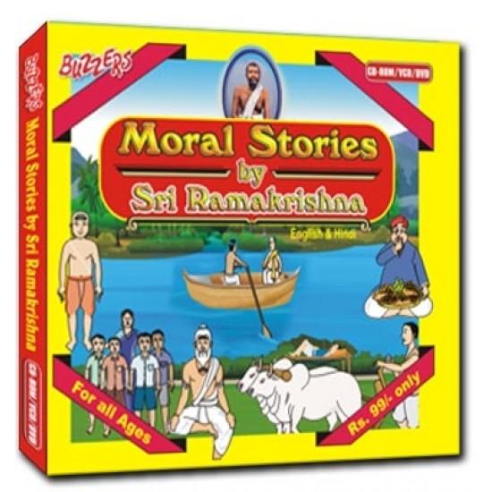 Moral Stories By Sri Ramakrishna - Tamil