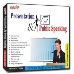 Presentation & Public Speaking 2CD Set