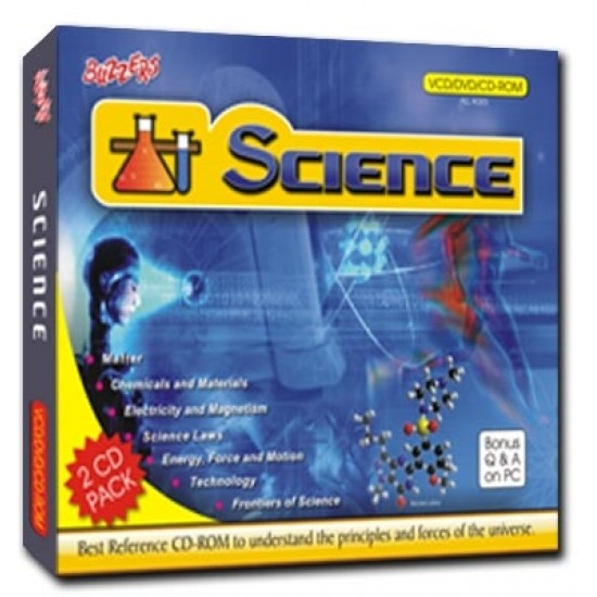 Science 2 CD Set