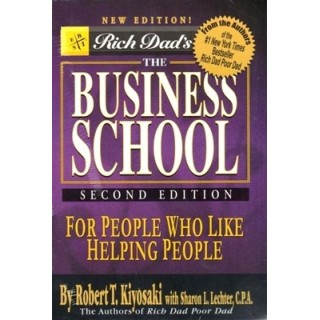 Rich Dad's The Business School (With CD) 2nd Edition