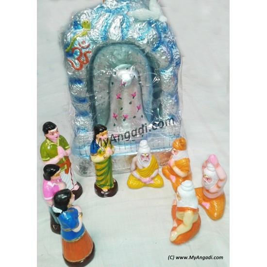Amarnath Panilingam Golu Dolls