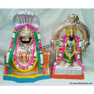 Annamalai Unnamulai Big Golu Dolls