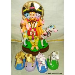 Dattatreyar Golu Dolls