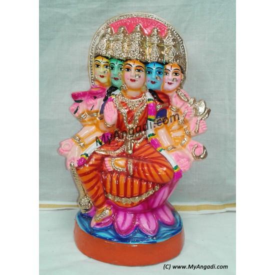 Gayatri Devi Golu Dolls