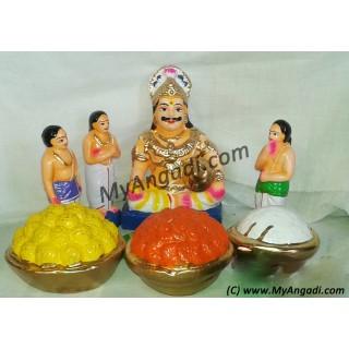 Mayabazaar - Kadothkachan Golu Dolls