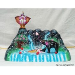 Kajendra Motcham Golu Dolls