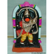 Sri Ashtamsa Varadha Anjaneyar Golu Doll