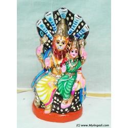 Lakshmi Narasimhar Golu Dolls