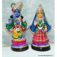 Madhura Kannan Radhai Golu Dolls