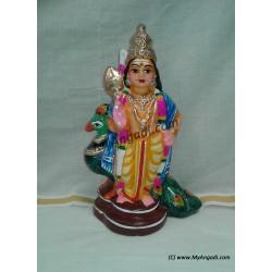 Mukkal Murugar Golu Doll