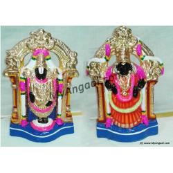 Perumal Alamelu Thaayar Golu Dolls
