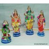 Ramar Set Small Golu Dolls
