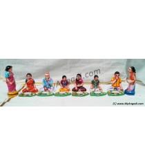 Saapadu Set Golu Dolls