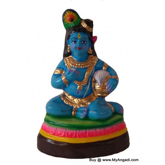 Butter Krishna Golu Dolls