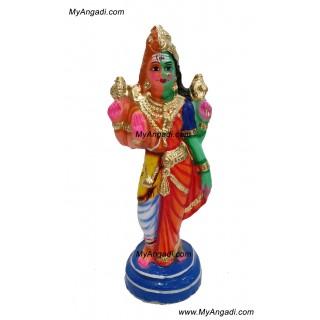 Arthanareeswarar Golu Doll
