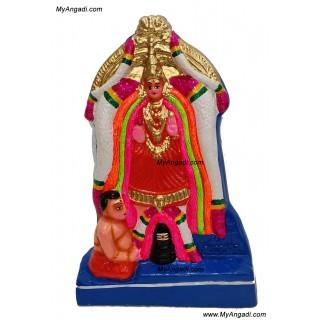 Melmaruvathur Om Sakthi Golu Doll