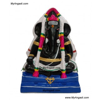 Pillaiyarpatti Ganesha Golu Doll