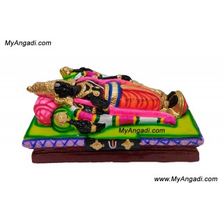 Athi Varadhar Golu Doll - Standing and Sleeping Position