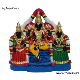 Koodal Azhagar Golu Doll