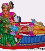 Paper Mache Golu Dolls