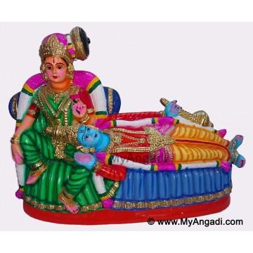 Andal Ranganathar Golu Doll