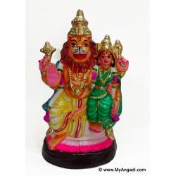 Lakshmi Narasimmar Golu Doll