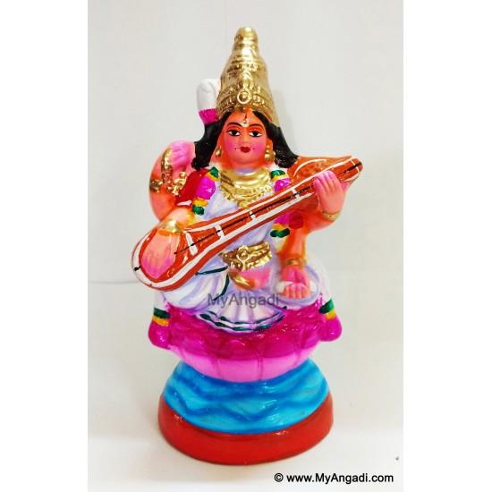 Durga Lakshmi Saraswathi Golu Doll