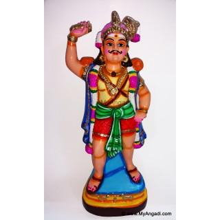 Madurai Veeran Golu Doll